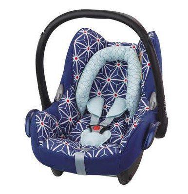Maxi Cosi CabrioFix Babyschale in Blau für 63,94€ (statt 84€)