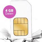 Preiskracher: Vodafone Allnet-Flat mit 4GB für 9,99€ mtl.