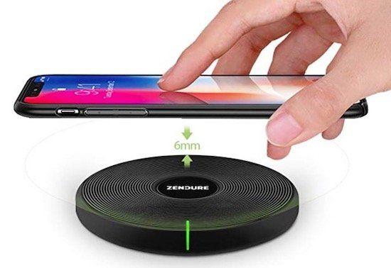 Zendure Q3 Wireless Charger mit 10W für 19€