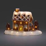 Leuchtende Weihnachtsdeko und Lichterketten bei vente-privee – z.B. LED-Holzadventskalender für 40,99€ (statt 65€)