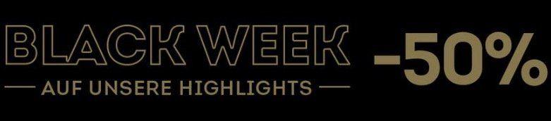 Knaller! 50% Black Week Rabatt auf ausgewählte Artikel bei SportScheck
