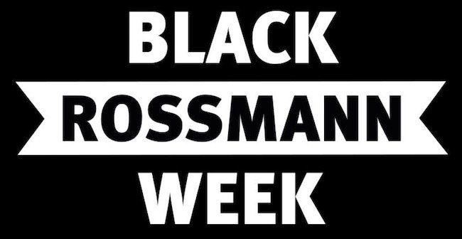 Rossmann Black Week Angebote Heute Z B 25 Rabatt Auf
