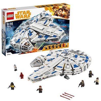 LEGO Star Wars   Kessel Run Millennium Falcon (75212) für 101,99€ (statt 125€) + Geschenk mit Gutschein