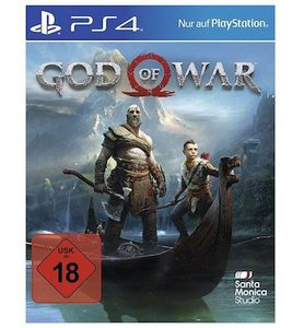 God of War (PS4) für 29€ (statt 35€)