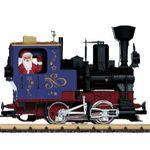 Weihnachtszug Eisenbahn + Bahnhof Gleis-Set für 399,99€ (statt 467€)