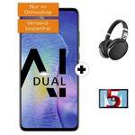 Vorbei: Huawei Mate 20 + Huawei MediaPad M5 Lite + Sennheiser HD 4.50 nur 29€ + Vodafone oder Telekom Tarif mit 2GB für 26,99€ mtl.