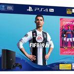 Playstation 4 Pro 1TB + Fifa 19 ab 339€ (statt 414€)
