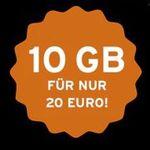 Nur noch heute! Ohne Laufzeit 🔥 Telekom Congstar Allnet-Flat 10GB für 20€ mtl. – mit LTE 25€ mtl.