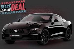 Black Leasing Week bei Leasingmarkt   ab 49€ Autos leasen
