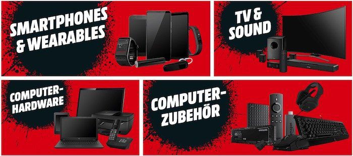 ❤️ Media Markt Red SALE   25 Highlights   bis Mitternacht!