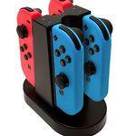 Bigben Nintendo Switch Quad Charging Ladestation für 11€ (statt 19€)