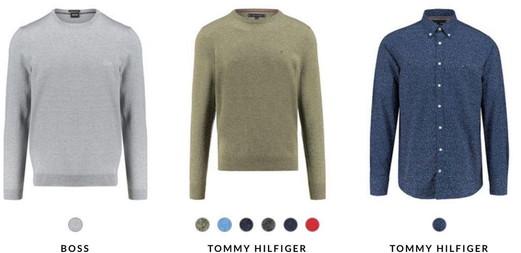 Top! 30% Rabatt auf Tommy Hilfiger und Hugo Boss bei engelhorn