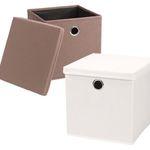 4er Pack Echtwerk Faltbox Rack für 19,90€ (statt 40€) – passend für alle IKEA Expedit Regale
