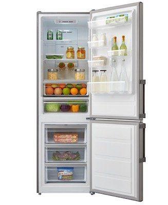 Midea KG 5.3 Eco Kühl Gefrierkombi mit A+++ und NoFrost für 395,10€ (statt 599€)