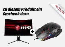 Knaller! MSI MAG271CR   27 Zoll Full HD Monitor mit 144 Hz ab 299€ (statt 399€) + MSI Clutch GM60 Gaming Maus geschenkt (Wert 67€)