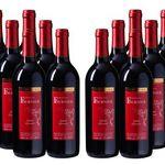 12 Flaschen Rotwein Domaines Fournier Merlot-Grenache für 29,95€