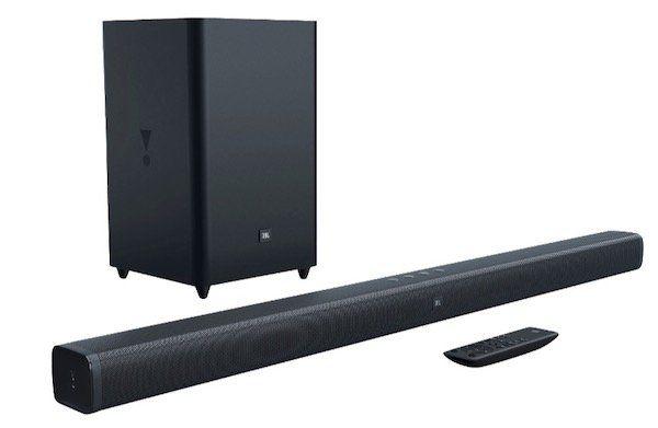 JBL Bar 21   2.1 Soundbar ab 269€(statt 299€) + JBL GO2 Bluetooth Lautsprecher geschenkt (Wert 28€)