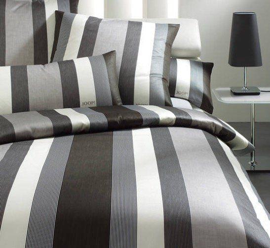 JOOP! Bettwäschegarnitur 2 teilig (Kopfkissenbezug und Bettdeckenbezug) für 59€(statt 89€)