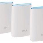 Netgear Orbi Multiroom WLAN-System (Orbi RBK50 + RBS50) für 408,90€ (statt 561€)