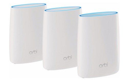 Netgear Orbi Multiroom WLAN System (Orbi RBK50 + RBS50) für 408,90€ (statt 561€)