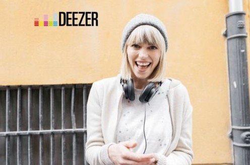 Deezer Premium Musik Streaming ab 5€ mtl.   4, 6 oder 12 Monate zur Auswahl für Neukunden