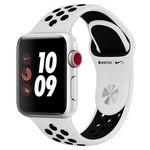Apple Watch Series 3 Nike+ 38mm Smartwatch mit LTE und mit Nike Sportarmband für 323,99€ (statt 399€)