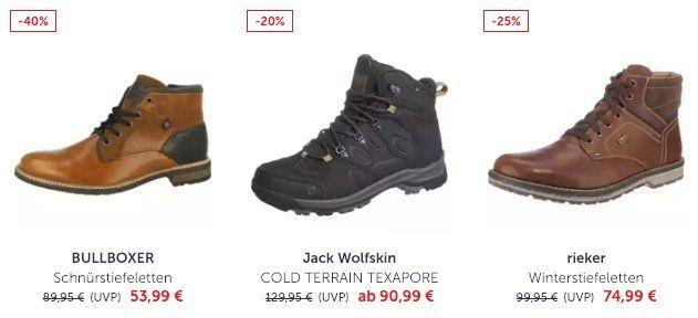 Nur heute: 20% Rabatt auf Stiefel & Stiefeletten bei Mirapodo