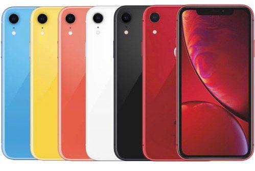Apple iPhone XR mit 256GB in div. Farben für 829€ (statt 939€)