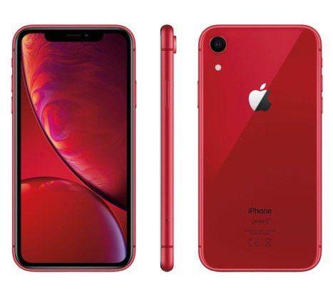 Apple iPhone XR mit 256GB in div. Farben für 377,10€ (statt 569€) -wie neu