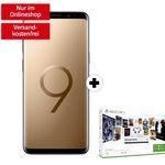 🔥 Samsung Galaxy S9 + Xbox One S 1TB für 49€ (statt 674€) + Telekom Allnet-Flat mit 1GB für 21,99€ mtl.