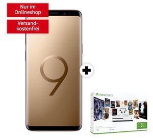 🔥 Samsung Galaxy S9 + Xbox One S 1TB für 49€ (statt 674€) + Telekom Allnet Flat mit 1GB für 21,99€ mtl.