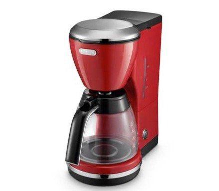 DeLonghi ICMO210   Filterkaffeemaschine für 19,99€ (statt 30€)
