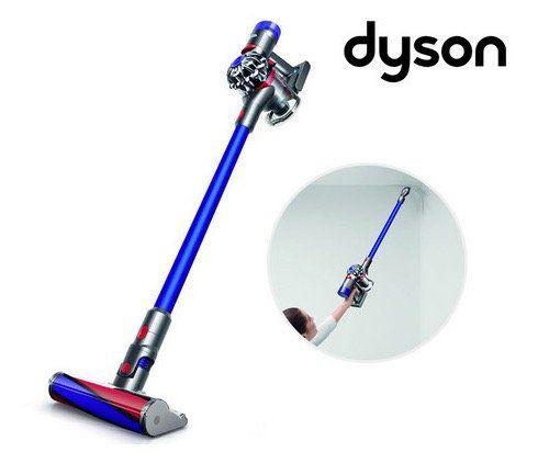 Dyson Fluffy V7 Handstaubsauger mit Zyklon Technologie für 275,90€ (statt 309)