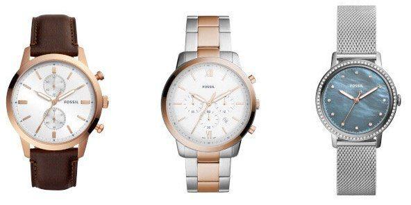 Fossil Uhren, Schmuck und Taschen bei Veepee   z.B. Fossil The Minimalist FS5307 für 74,99€(statt 97€)