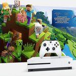 Xbox One S 1 TB inkl. Minecraft für 184,15€ (statt 244€)