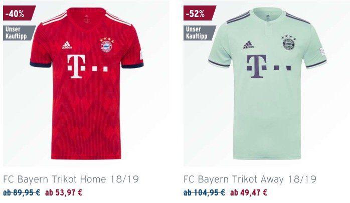 FC Bayern Fanshop Sale mit bis zu  50% + 10€ Gutschein ab 50€   z.B. Mütze + Schal in Geschenkbox ab 19,97€ (statt 40€)
