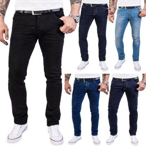 Rock Creek Herren Jeans in vielen Größen für nur je 27,90€