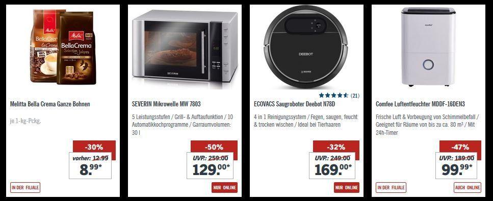Lidl Black Freitag Deals u.a. BRAUN Series 5 Rasierer 5050cc + CCR für 89€ (statt 105€)
