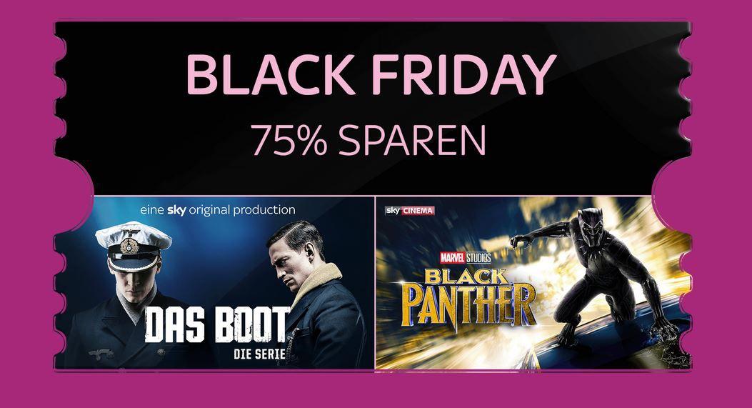 🎥 Sky Entertainment Ticket + Sky Cinema Ticket bis Ende Dezember für 4,99€ statt 25€   nur Neukunden