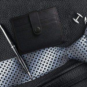 Arioj XC408B Leder Geldbörse mit RFID Blocking für 6,40€ (statt 16€)