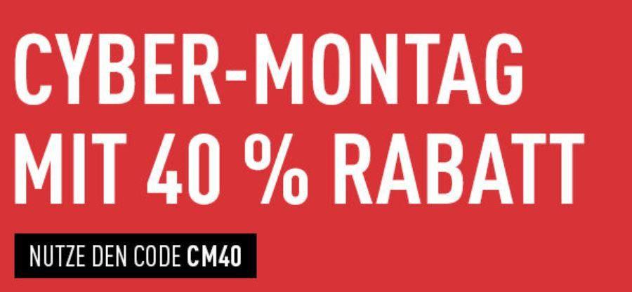 Fehler? Reebok Cyber Montag Sale mit  bis 40% Extra Rabatt   z.B.  Reebok Fusion Flexweave für 63,67€ (statt 96€)