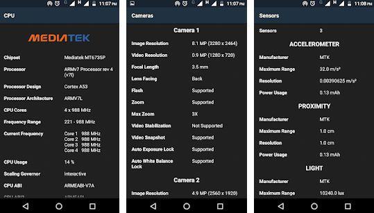 CPU Identifier Pro (Android) gratis statt 0,59€