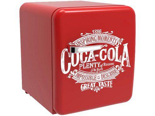 CUBES CC 138 MINICUBE COKE Kühlschrank mit EEK A+ für 174,99€ (statt 204€)