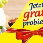 Chavroux Ziegenkäse gratis testen dank Geld zurück Garantie