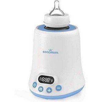 Baby Eccomum Flaschenwärmer für Flaschen und Babykost mit LCD Display für 18,99€ (statt 25€)