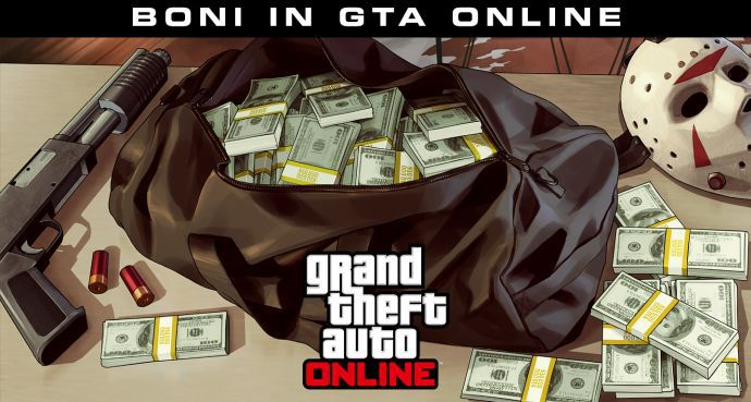 GTA Online: Bis zu 1.350.000 GTA$ + doppelte $/RP in einigen Missionen