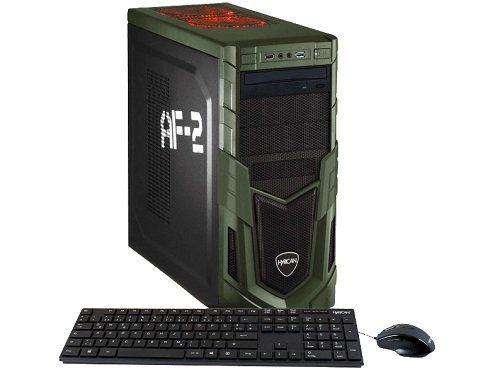 HYRICAN MILITARY 5882 Gaming PC mit i3, 16GB RAM, 120GB SSD, 1TB HDD, GTX1050 Ti für 799€ (statt 969€)