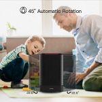 Anbber AB-CH001 Mini-Heizlüfter mit automatischer Oszillation für 29,99€ (statt 50€)