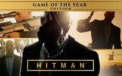 Systemfehler! Hitman GOTY Legacy Pack (Xbox) kostenlos