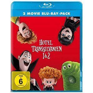 Hotel Transsilvanien 1&2 (Blu ray) für 9,99€ (statt 13€)
